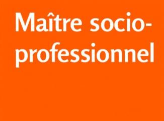 Maître socio-professionnel