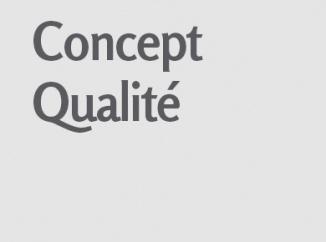 Concept Qualité